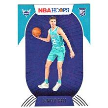 倒數13張!(RC) 黃蜂核心 Lamelo Ball 正規NBA Hoops Rookie Base版新人RC卡 2020-21 No.223
