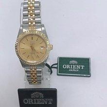 可議價 ORIENT東方錶 女 半金簡約時尚 石英腕錶 (SE71K31)