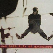 Joan Baez(瓊拜雅)- Play Me Backwards-全新未拆封