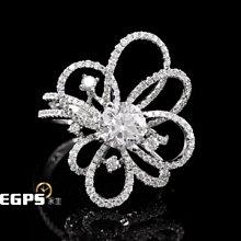 【永久流當品】GIA鑽石 1.02CT H/VS2 白K金 天然鑽石 鑽石戒指 鑽戒 女戒 SR1824
