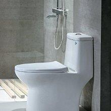 《振勝網》CASSIDO  0-908 水龍捲馬桶 省水單體馬桶 抗污馬桶 / 水龍捲超強沖水洗淨力! / 長度68cm