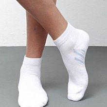 Apure除臭襪 斜紋氣流導引運動襪 白