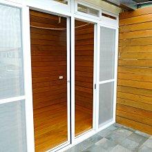 陽台。露台。南方松木、地板 、牆板、圍牆、實木地板
