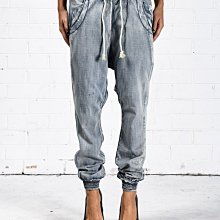 ***Sophie*** One Teaspoon Fiasco Chambray Super Trackies 牛仔
