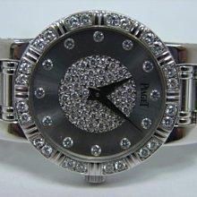 (板信當舖流當品)  PIAGET 伯爵 DANCER 滿天星鑽面  女錶 9成5新 直購價280000元 PR018