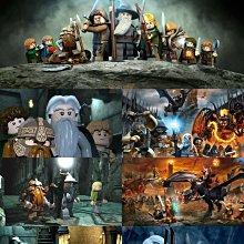 全新未拆 PSV 樂高魔戒三部曲(附數十款人物道具密碼)Lego The Lord of the Rings-英文美版-