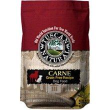 Ω永和喵吉汪Ω-WDJ推薦-美國托斯卡Tuscan狗飼料《低敏無穀天然犬糧-火雞+雞肉+蔬果》28.6磅 28.6lb