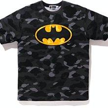 【美國鞋校】預購 BAPE x DC Batman Color Camo Tee (FW20)