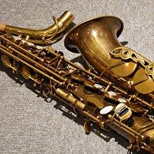 §唐川音樂§【Forestone GX PRO Alto Saxophone Vintage 復古裸銅 中音薩克斯風】