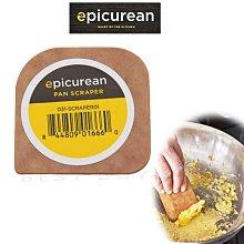 美國 Epicurean 6cm*6cm 天然松杉木纖維高溫加壓製 清潔刮片 平底鍋 刮刀 刮片  鍋具清潔鏟