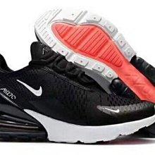 D-BOX NIKE W AIR MAX 270 編織 氣墊 慢跑鞋 黑白 AH6789 001