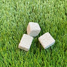 [水族最便宜]水族先生 培菌磚 厭氧磚 多孔培菌陶瓷 每顆1.8~2.2cm立方不等-2L袋裝(2L袋裝約570g/138顆)