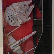 美版 正版 STAR WARS 星際大戰 黑標 合金交通工具禮盒組 公仔 手辦