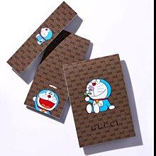限量!Doraemon 小叮噹 哆啦A夢 × Gucci 便條紙 筆記紙 辦公室小物 非筆記本 情人節生日禮物 現貨!