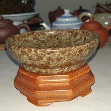 《壺言壺語》早期大屯窯手工製小陶盤 完整品相優
