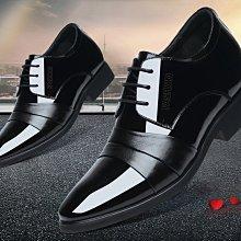 男士内增高皮鞋男8cm韩版商务正装增高结婚男鞋加绒6cm增高鞋
