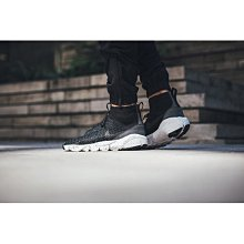 NIKE AIR FOOTSCAPE MAGISTA FLYKNIT黑編織 休閒運動 816560-003 男