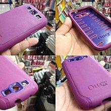 寶諾通訊※保證正品!美國原裝 S3 i9300 保護殼 otterbox防摔殼 Prefix系列 紫色~全虹公司貨