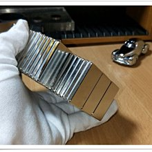 長方形強力磁鐵40mm x 20mm x 4mm - 五金木工製品開發