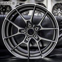 小李輪胎 EP14 18吋 旋壓鋁圈 福特 FOCUS VOLVO Jaguar 5孔108車系適用 特價 歡迎詢價
