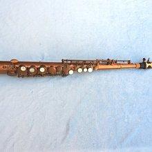 【產地直銷】Easy Sax.紅銅特仕款小高音薩克斯風:搭配K-1黑金剛吹嘴,整體音色不輸專業級高音薩克斯風