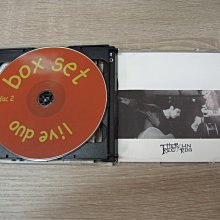 ◎MWM◎【二手CD】Box Set- Live Duo 2CD,有IFPI,CD2少許刮痕不影響讀取