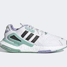 Adidas DAY JOGGER W 復古 耐磨 透氣 低幫 白籃紫 休閒 運動 慢跑鞋 H03262 女鞋