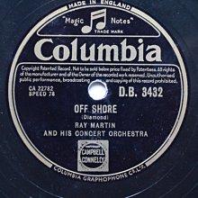 拉丁歌曲《Caramba》78轉 10吋 蟲膠唱片 電木唱片
