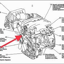 BENZ W220 S320 S350 M112 皮帶惰輪 (固定用.升級鋁製) 皮帶盤 輪子 0002020919