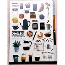 《散步生活雜貨-文具散步》日本製 Midori 三層式 A4尺寸 咖啡款 資料收納夾 35354-006