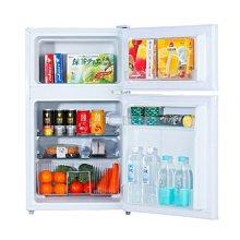 HERAN 禾聯 100公升 1級 定頻 雙門 小冰箱 HRE-B1012《歡迎來電詢問》