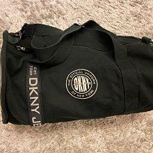 DKNY 圓筒型運動袋