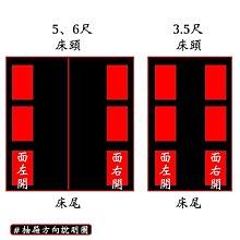 【新精品】JI-01 原切五尺雙人_三抽屜床底 15色可選 (不含床頭與其他商品) 下單前請詳閱圖四