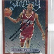 1996-97 FINEST ALLEN IVERSON RC