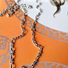 黑爾典藏西洋古董 ~純銀925銀百搭純銀長項鍊 ~經典設計日本東京懷舊旋轉木馬