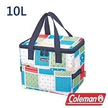 【山野賣客】Coleman CM-27227 10L薄荷藍保冷袋 保溫袋 冰桶 野餐籃 保冰袋