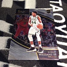 18 19 Select - Robert Williams Courtside 新人RC正規卡 SP