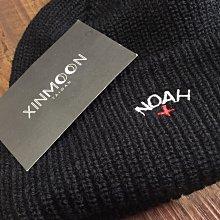 XinmOOn Noah NYC Pom Pom Beanie 經典 機能 毛帽 球球毛帽 針織帽 刺繡 標語 logo