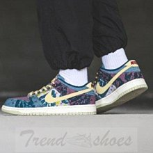 Nike Dunk Low 經典 復古 低幫 拼接 檸檬黃 小腰果花 休閒 運動 滑板鞋 CZ9747-900 男鞋