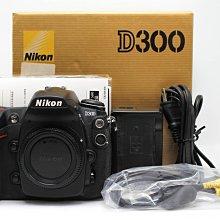 【高雄青蘋果3C】Nikon D300 單機身 1230萬 APS-C 公司貨 防塵塞掉落 #59846