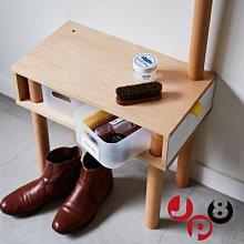 JP8日本代購 ideaco 長頸鹿掛架 穿鞋椅 收納   下標前請問與答詢價