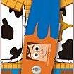 玩具總動員 胡迪 Woody PLUS 普樂士 按鍵PK修正帶 立可帶 (按壓式) DISNEY 迪士尼 Toy 玩總