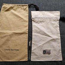 法國品牌 Louis Vuitton、Lanvin 鞋袋防塵袋收納袋束口袋 LV