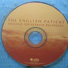 [無殼光碟]FF The English Patient 英倫情人 [電影原聲帶]