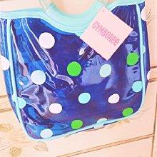 (((最後出清!!))) 全新 ~ GYMBOREE 藍色圈圈 果凍包
