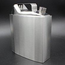 【用心的店】【送攜帶包】不鏽鋼酒壺隨身小酒壺18盎司戶外酒具便攜式白酒瓶子