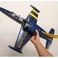 《TS同心模型》50mm 導風扇全電裝PNP版 L39 / L-39 藍色塗裝