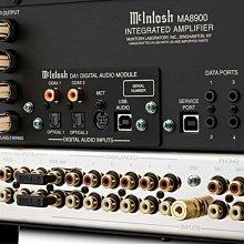 【醉音影音生活】美國 McIntosh MA8900 綜合擴大機+耳擴+唱頭放大.200W.公司貨