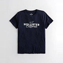 【HOLLISTER Co.】【HCO】HC女短T白空鷗白字藍 F05210413-12