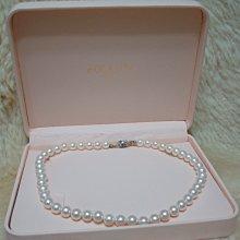 POLIJIM  寶儷金珍珠項鍊,購於百貨專櫃正品